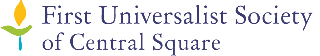 FIRST UNIVERSALIST SOCIETY OF CENTRAL SQUARE, A UNITARIAN-UNIVERSALIST CONGREGATION.                                                               Website design by Terri Snowball.  Site powered by Wordpress Logo